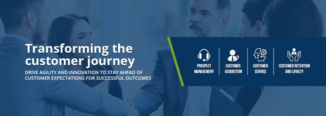 Customer Journey Banner