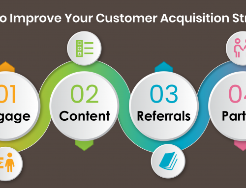 4 Tips to Improve Your Customer Acquisition Strategy!