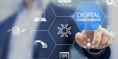 digital transformation to corporate banking