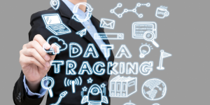 Convenient tracking of data at one place