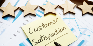 Greater customer satisfaction